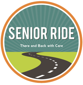 Senior Ride Logo-Without Frame